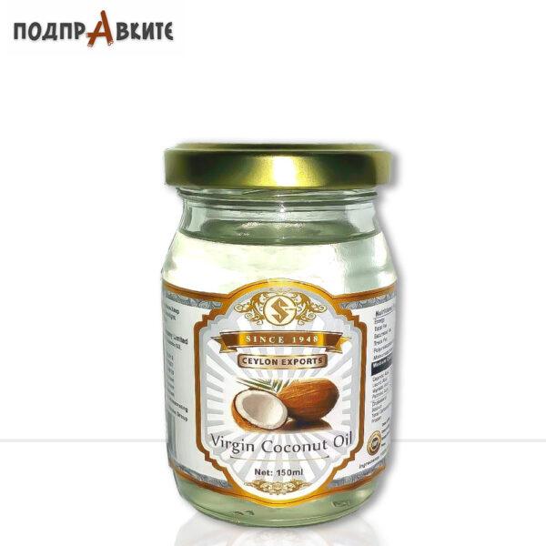 Кокосово Масло Нерафинирано от Шри Ланка